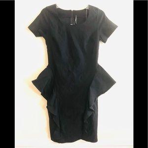 Queen Couture | Peplum Dress Size 1x